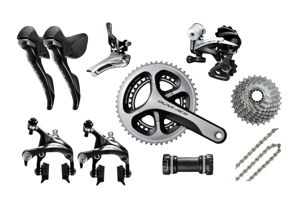 Existing Shimano Groupset