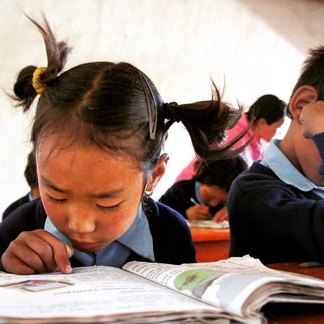 Education is at the heart of Upsides Action Apple project in Ghiling. The Action Apple Orchard will provide funds for years to come for the local primary school so they no longer have to rely on outside donors. #upsidenepal #nepal #himalayas #education #ngo #charity #socialenterprise