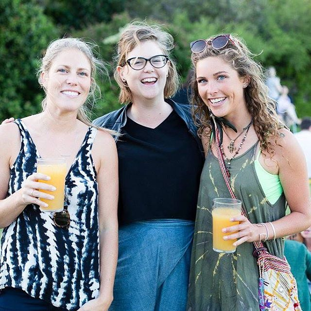 All smiles at the Forage Victoria book launch last December. Forage Victoria aims to raise $100k for Upside! Now that's something to smile about! Photo credit @leo_and_louise