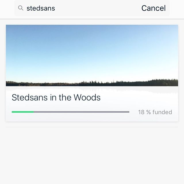 Wow! Again we experienced the power of the amazing crowd we have around us. Just a few hours ago we released a kickstarter campaign for #stedsans2017 and we got so much support already. Check link in bio if you are curious about our next season (or want to help or just to get first in line for a seat at our table). #grateful @kickstarter