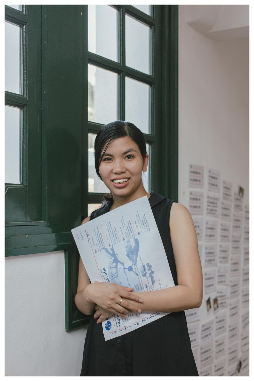 Trang Tran, Accountant
