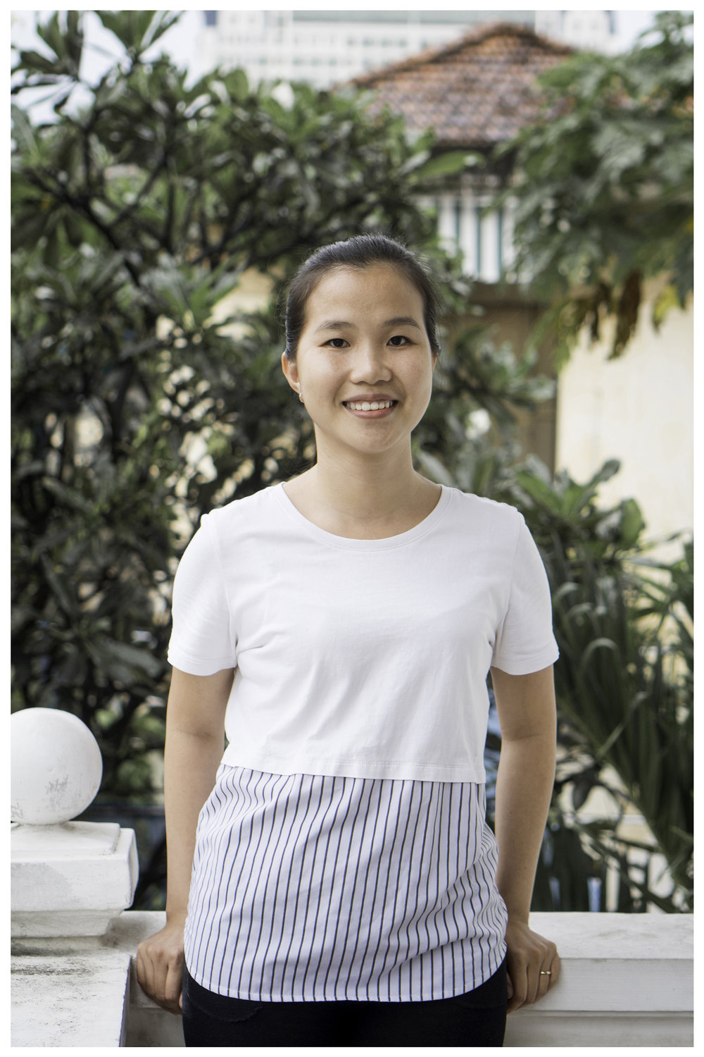 Thu Van, Accountant