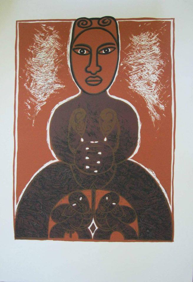 Works by Robyn Kahukiwa will be available on the night.