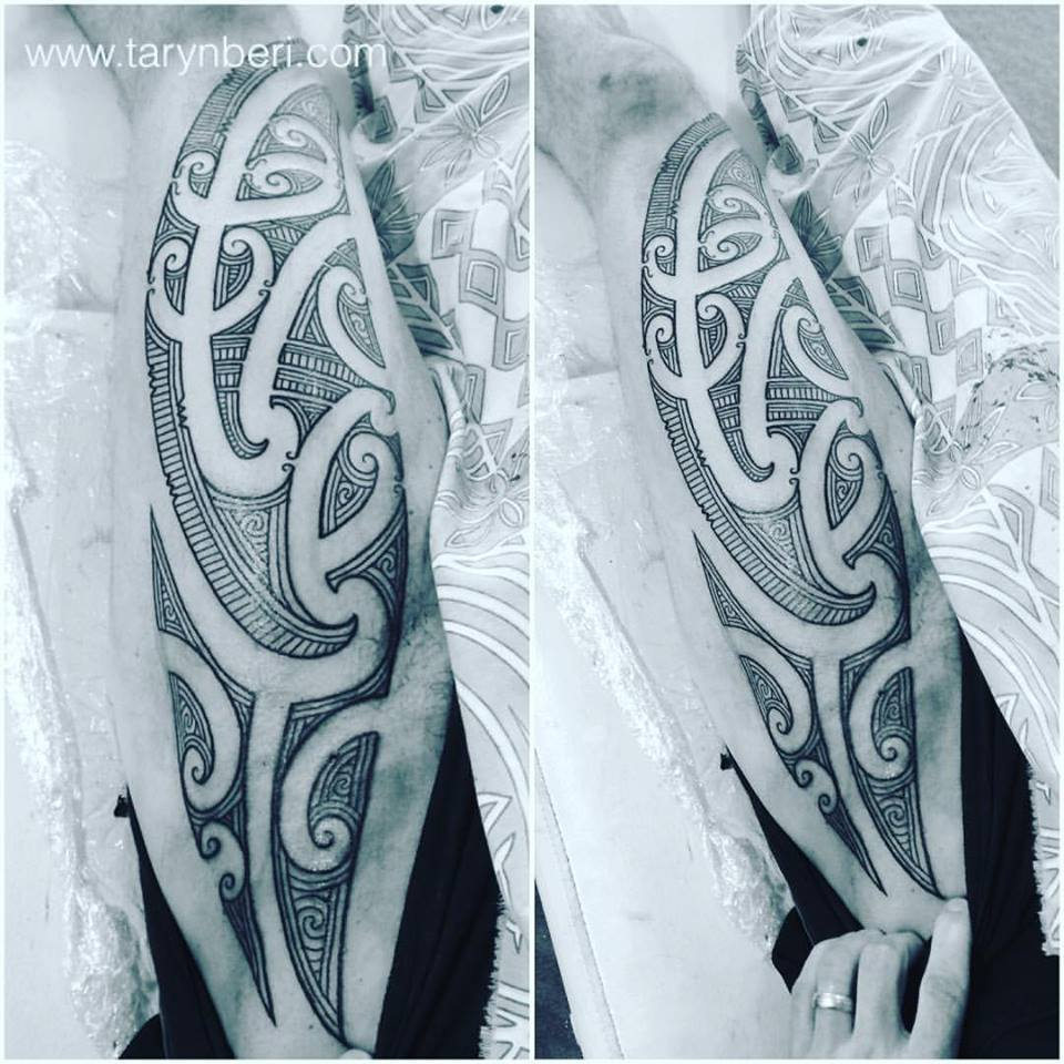 maori tattoo new zealand