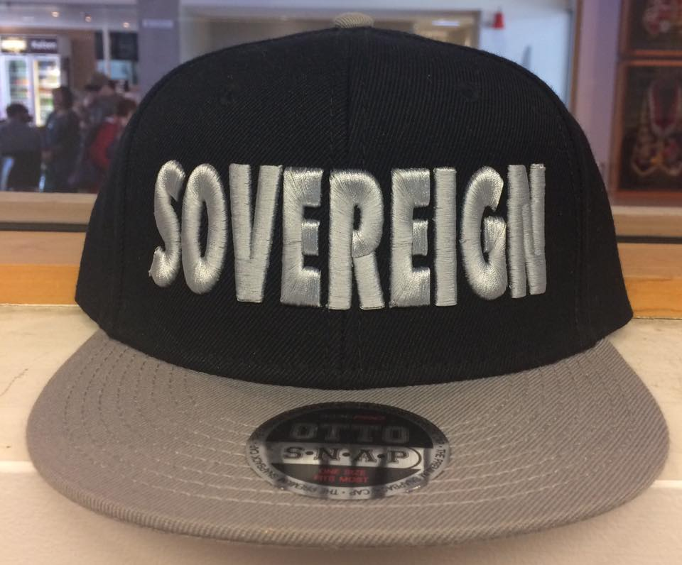 sovereign snap back taryn beri