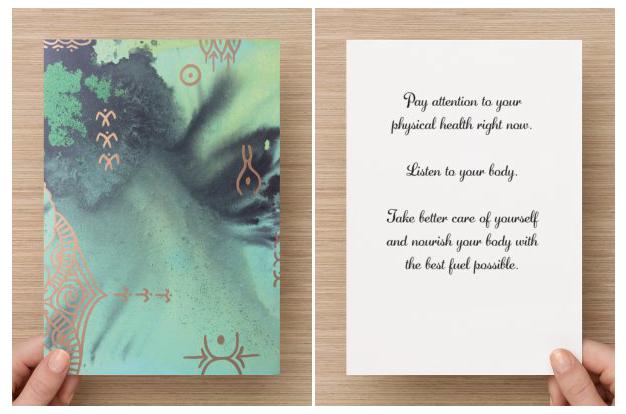 maori art oracle cards taryn beri 2017