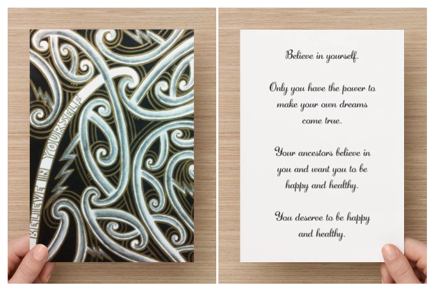 maori art oracle cards taryn beri buy