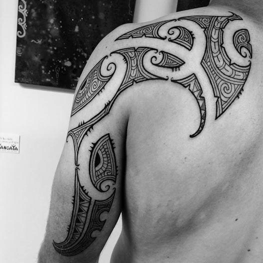 taryn beri maori tattoo