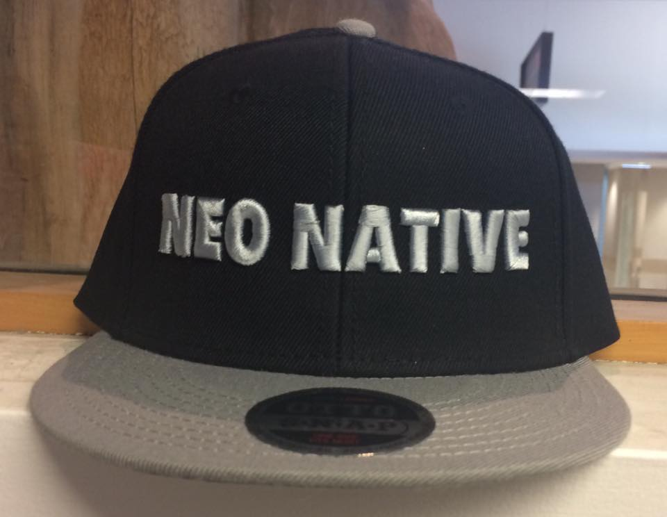 neo native snapback maori designer fashion polynesian