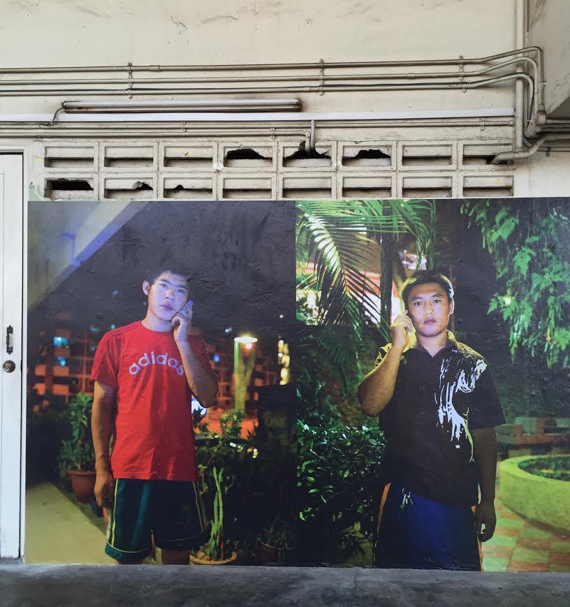 Public Conversations (2010), Singapore, Alecia Neo