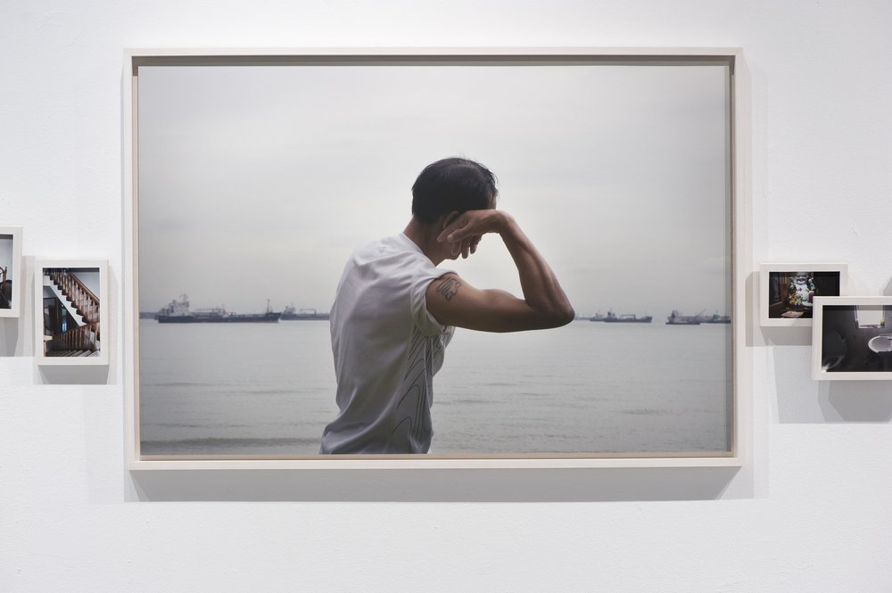 Resting on the Horizon (2012)   SINGAPORE SURVEY 2012  NEW STRANGE FACES  Valentine Willie Fine Art, Singapore