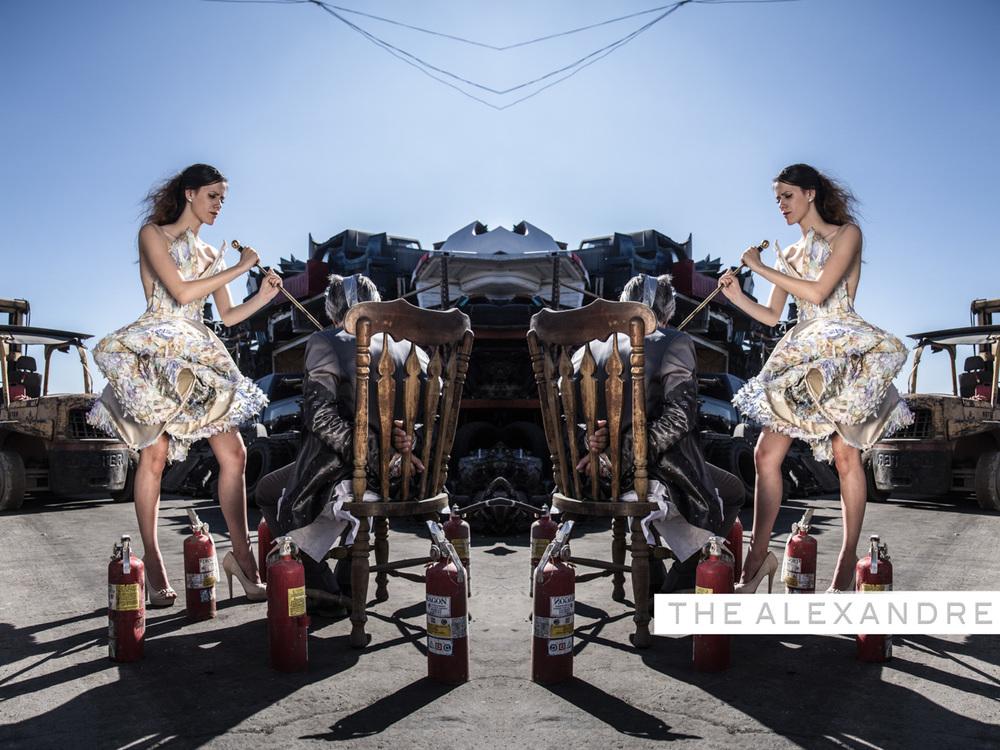 """Alexandre Dorriz,  Spring/Summer 2014 , 2013. Archival Inkjet Print, 40"""" x 30"""".   www.thealexandre.com"""