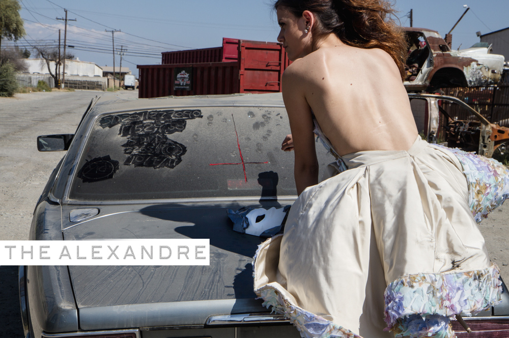 """Alexandre Dorriz,  Spring/Summer 2014 , 2013. Archival Inkjet Print, 42"""" x 28"""".   www.thealexandre.com"""
