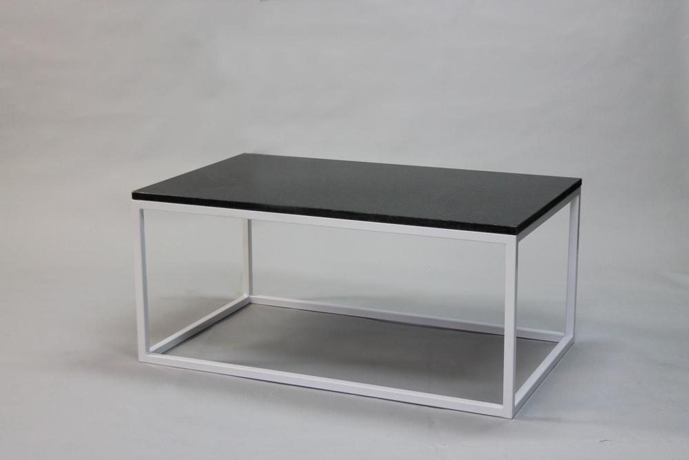 Granitbord- 100x60x45 cm, vitt underrede kub Pri 6 000:- inkl frakt Finns även i 120x60 cm - pris 7 000 :-inkl frakt