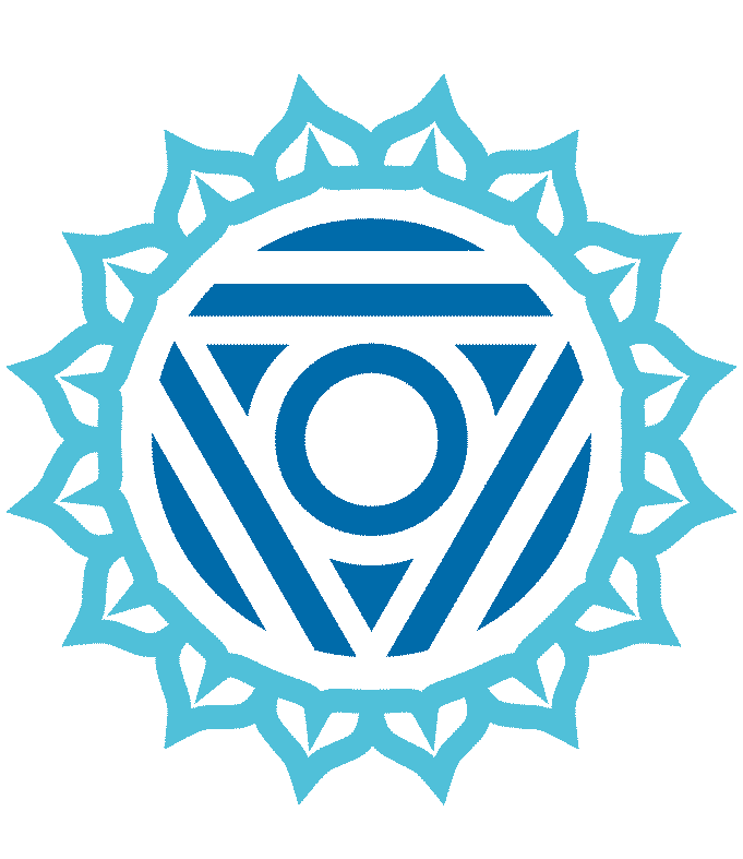 Symbol of the Throat Chakra