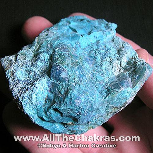 Quantum-quattro-silica is a sacral chakra / spleen chakra stone.