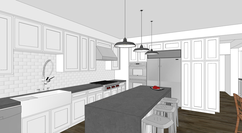 WEST PHILLY TOWNHOUSE — Residential, Commercial and Interior Design ...