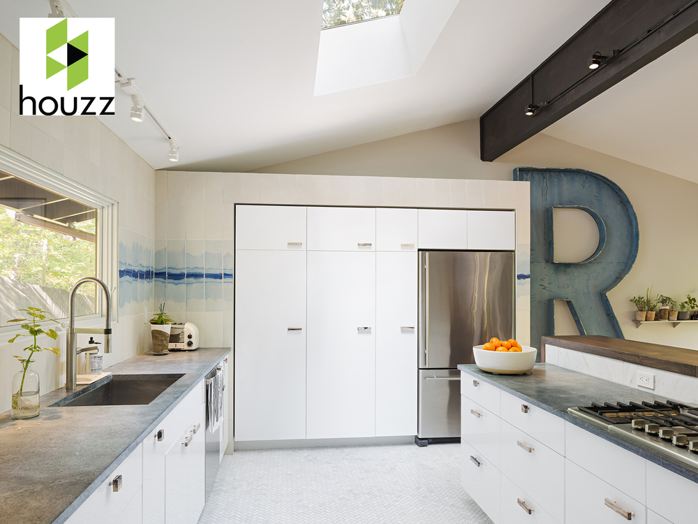 UPPER MAIN LINE RESIDENCE featured on Houzz.com
