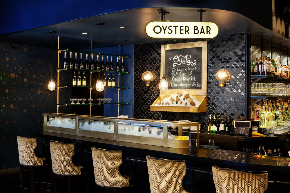 ROXY OYSTER BAR + CONCESSION — Residential, Commercial and Interior ...