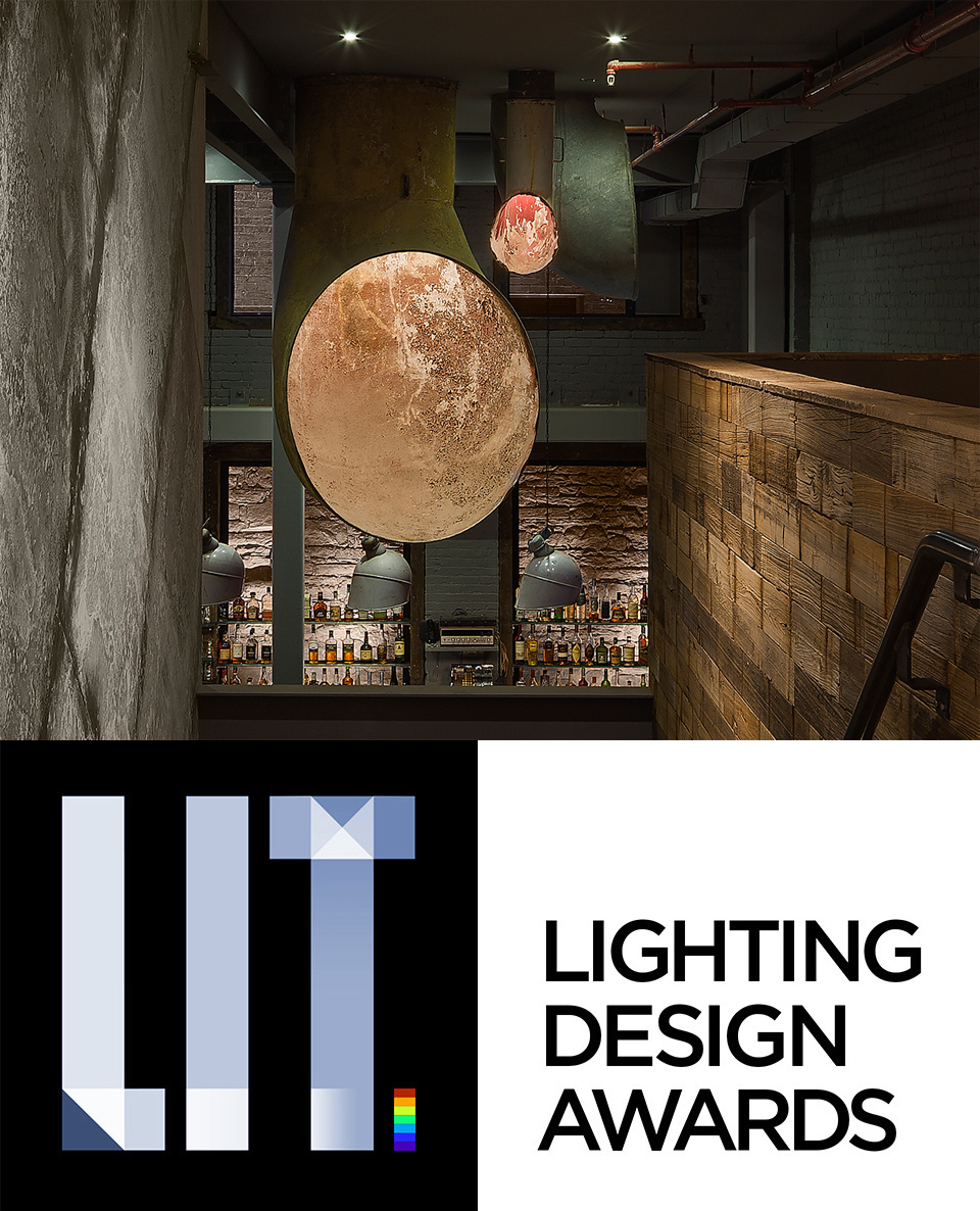 THE SHIP receives honorable mention for restaurant lighting design at 2017 LIT Design Awards