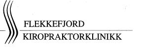 Flekkefjord Kiropraktorklinikk