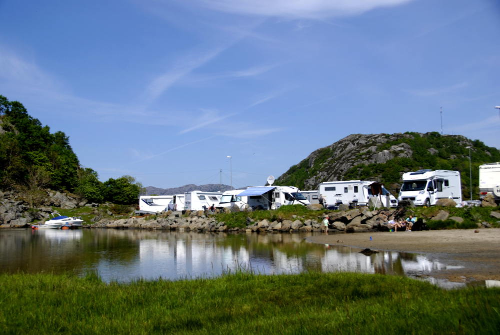Kirkehamn gjestehamn