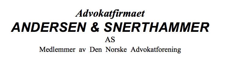 Andersen & Snerthammer