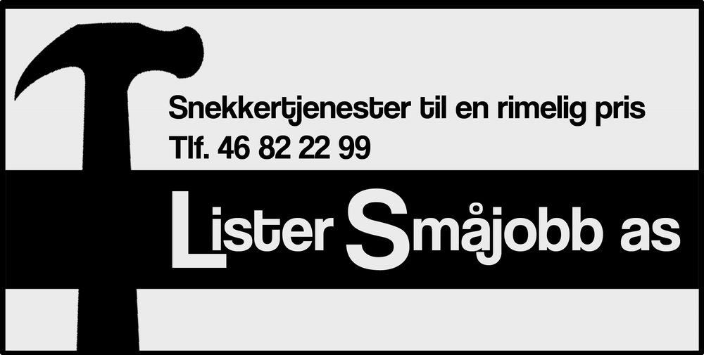 Lister Småjobb AS