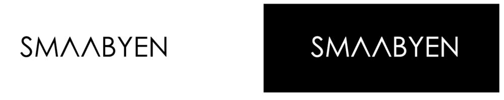 Logo i sort og hvit for nedlasting