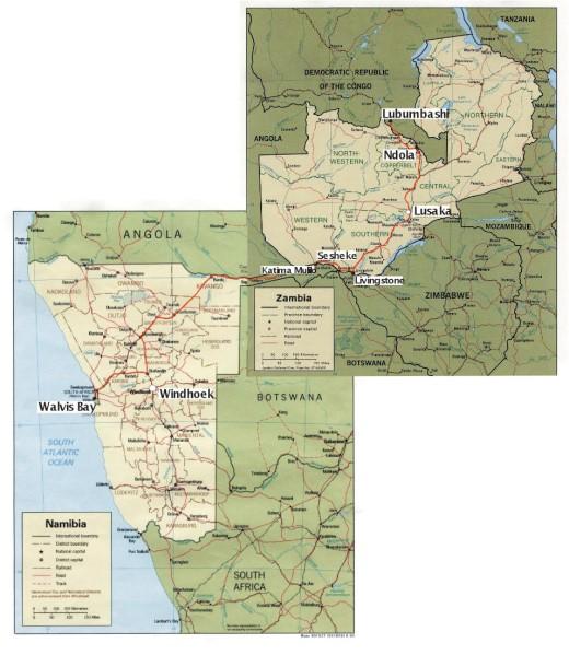 WBNLC map