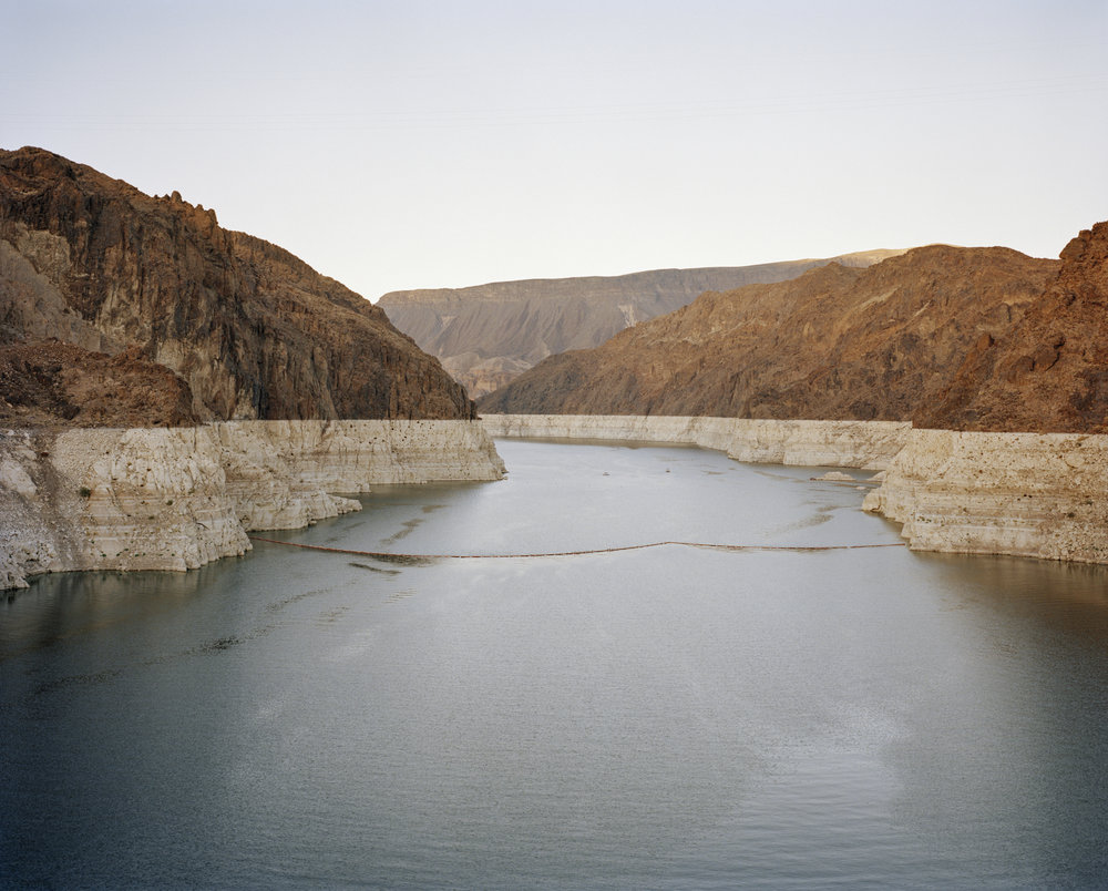 Lake Mead, Hoover Dam. Nevada, USA, 2015.