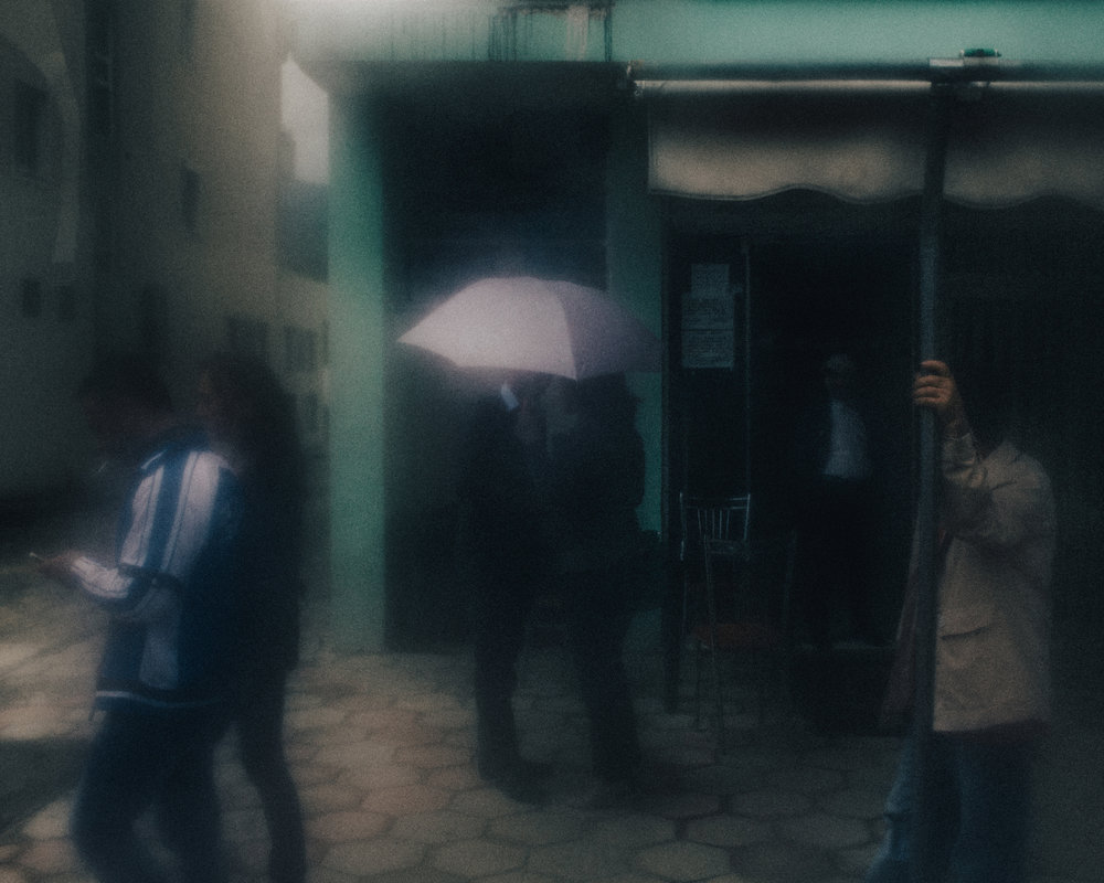 Autumn rain, Albania.    4 of 15