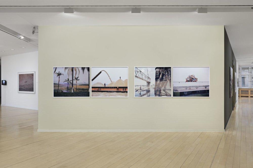 Group show, 'Evoking Reality' at Daimler Art Collection, Berlin, Germany.    4 — 109 x 90 cm, inkjet, editioned    1 — 200 x 172 cm, lightbox    Artists: Jane Alexander, Pieter Hugo, Richard Mosse, Vivianne Sassen, Guy Tillim.