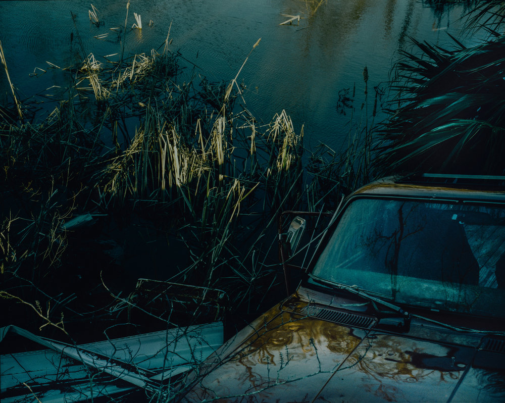 Hurricane Michael aftermath. Mexico Beach, Florida, USA, 2018.