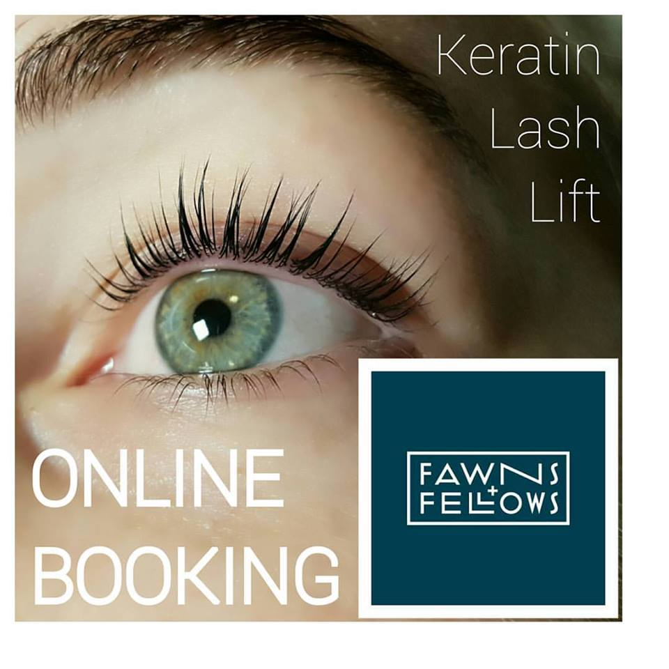 REAL results from a Lash Lift at Fawns & Fellows™!