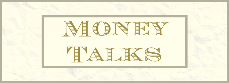 Money Talks MaY–July 2015