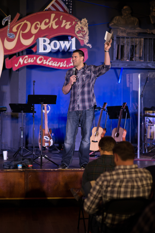 Robby Gallaty Pastor, Long Hollow Baptist Church