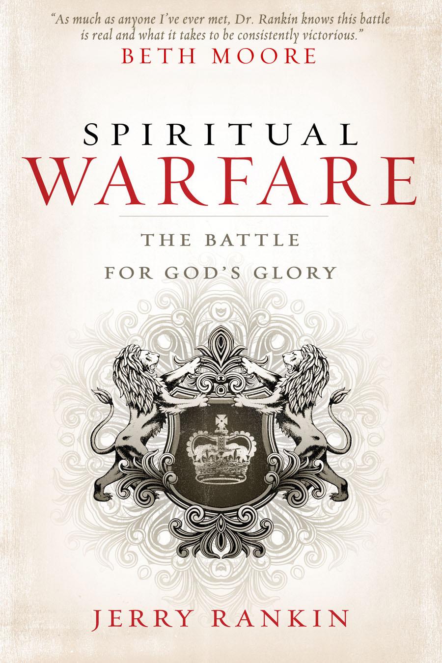 Spiritual Warfare By Jerry Rankin  Buy on Amazon