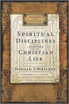 The Spiritual Disciplines for the Christian Life By Donald Whitney  Buy on Amazon