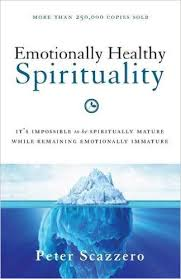 Emotionally Healthy Spirituality  By Peter Scazzero  buy on Amazon