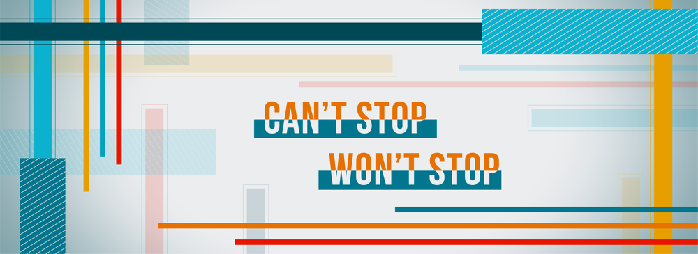 Can't Stop Won't Stop February 2019 Hebrews