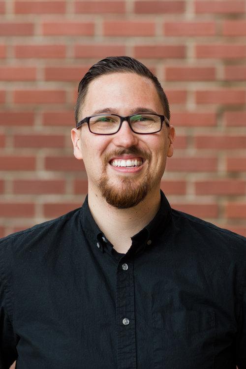 Pastor Kyle Van Tine - Rainier Valley Church - Seattle, Washington