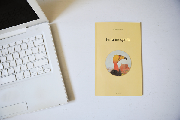 """Terra Incognita"" by Salvador Calaf is now part of the indie Photobook Library curated by Larissa Leclair"