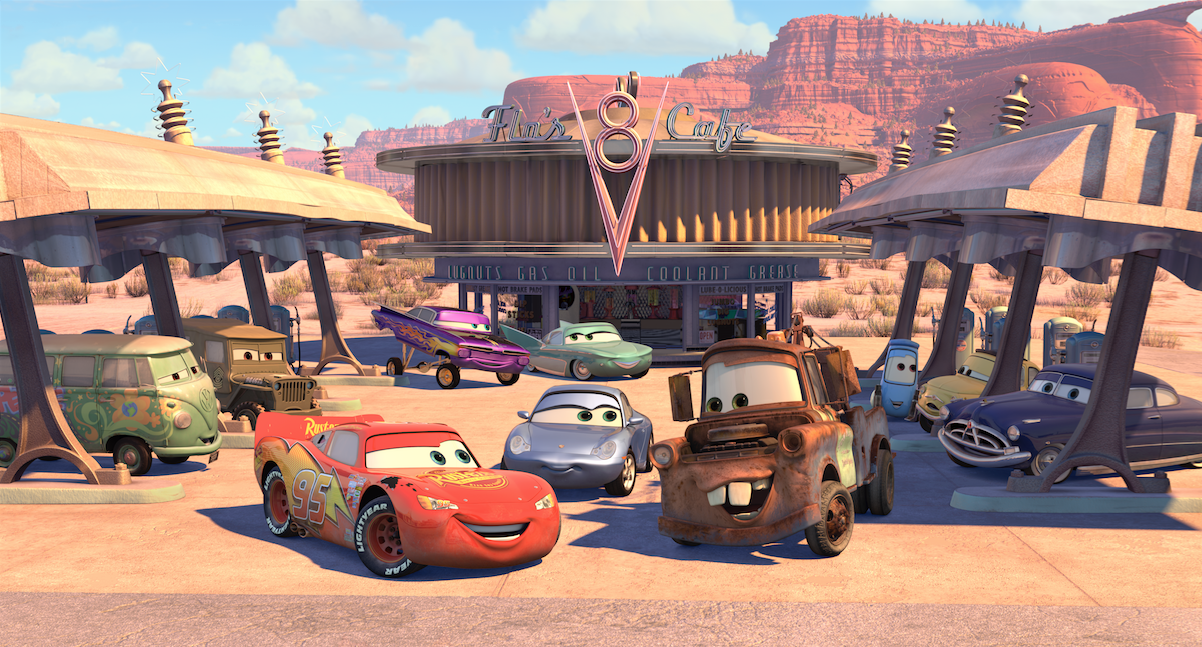 Movie Night In The Park With Disney Pixar S Cars Shelter Cove