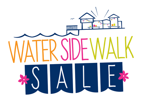 WaterSide Walk Sale