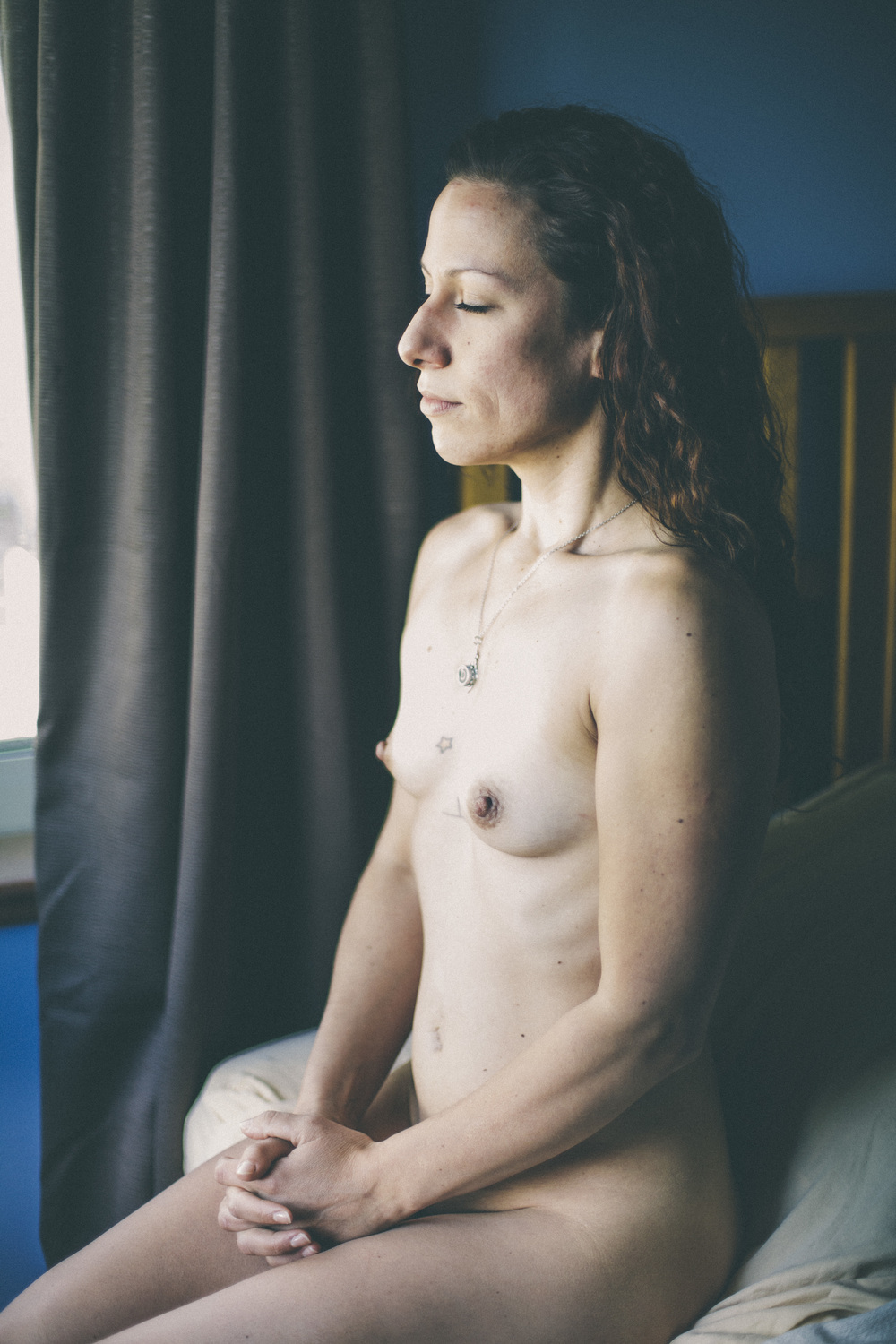 I woke up like this #022 fine art photography nudity body positivity 3