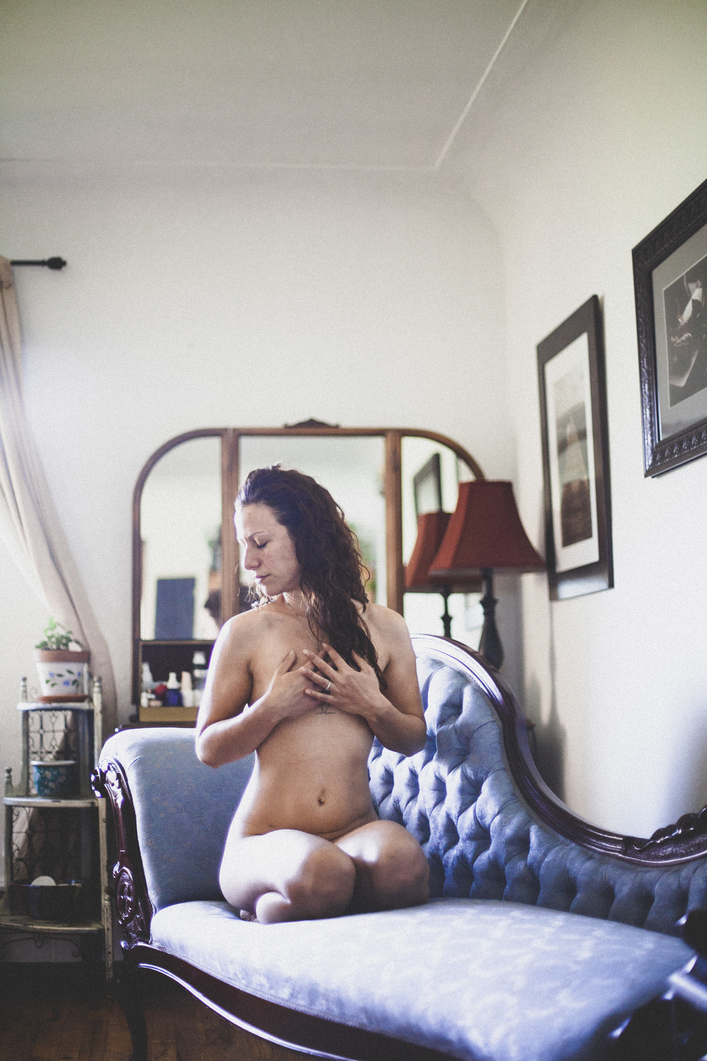 I woke up like this #022 fine art photography nudity body positivity 4