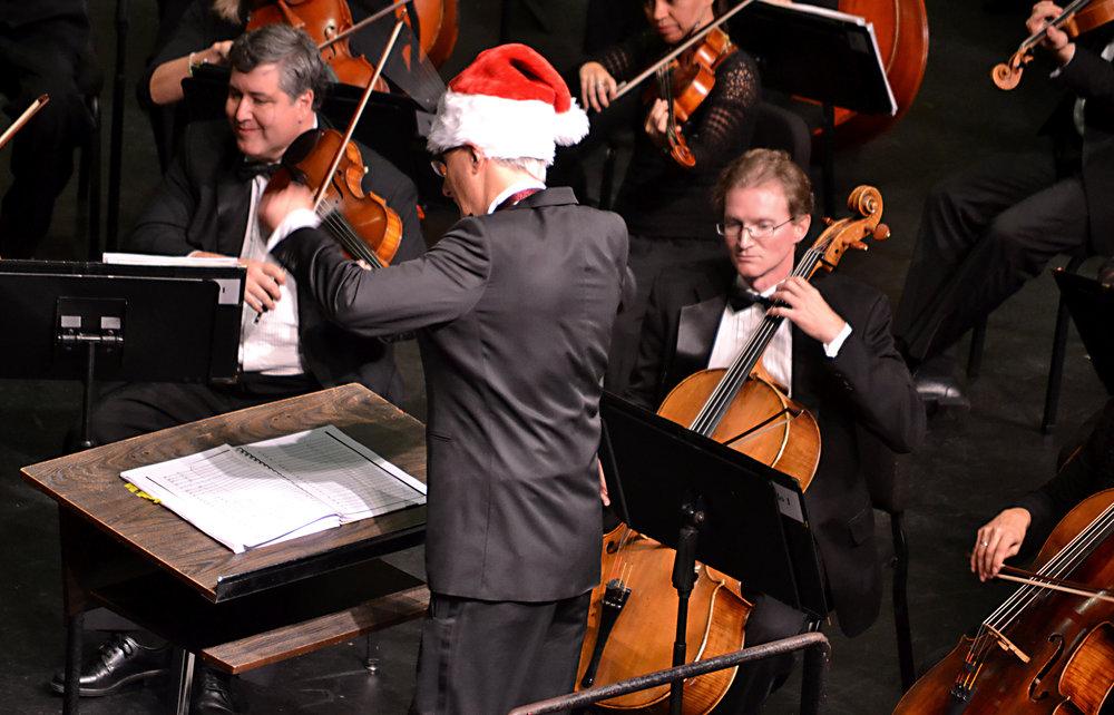 Oliver Weder, guest conductor