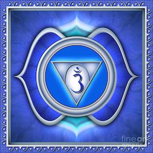 Populair Uitleg Chakra's - Ajna (derde oog) chakra (week 7) — Yogastudio Unmani #SN95