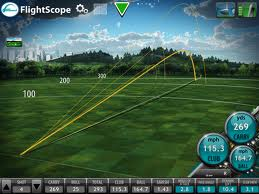 FlightScope Launch Monitor data! 24 pieces of information for me to help you reach your goals..